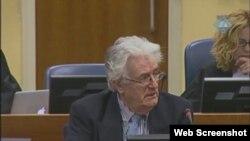 I akuzuari Radovan Karaxhiq