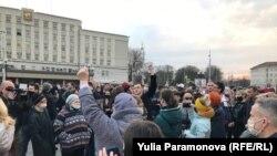 Акция в Калининграде (архивное фото)