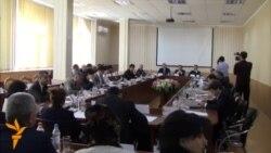 Ҳамоиши хатарҳои ифротгароӣ дар Душанбе