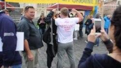 Росіяни агресивно реагують на «Празький майдан»