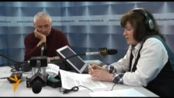 """""""Время гостей"""": Ирина Хакамада и Глеб Павловский"""