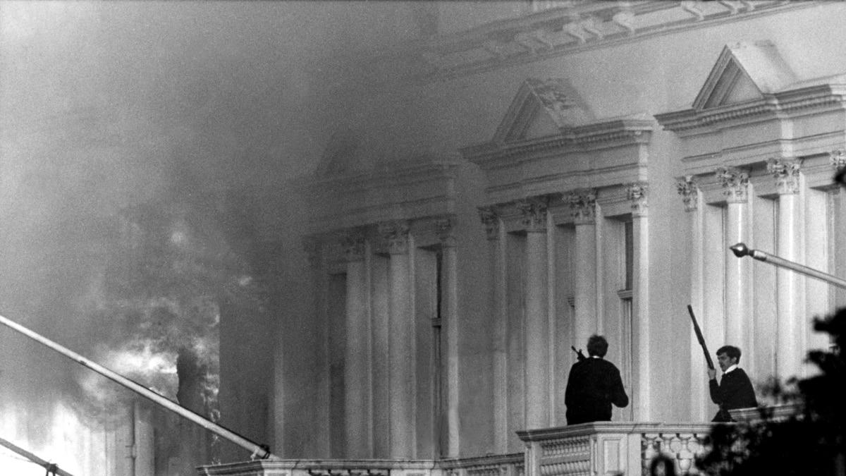 Драматическое спасение заложников в Лондоне: осада иранского посольства в 1980 году – фоторепортаж