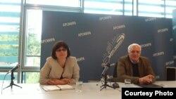 В минувшую пятницу журналисты пригласили Уполномоченного по правам человека Георгия Отырба прийти в Ассоциацию работников СМИ Абхазии, чтобы он рассказал о своей работе