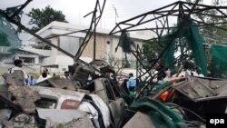 انفجار بمب در پاکستان چهار کشته بر جای گذاشت. (عکس:EPA )