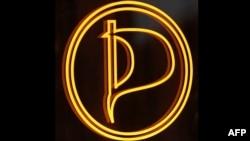 Логотип німецької Партії піратів