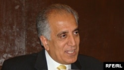 داکتر زلمی خلیل زاد سابق سفیر ایالات متحدهء امریکا در افغانستان و عراق