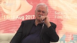 In Sarajevo, John Cleese Ponders Meaning Of Comedy