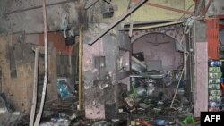 Eksplozija u Nasirijahu, južno od Bagdada, 10. avgust 2013.