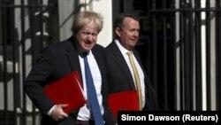 Шефот на британската дипломатија Борис Џонсон