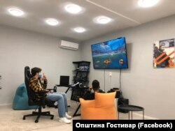 """Младински ресурсен центар """"I can"""" во Гостивар"""