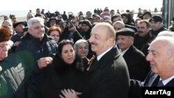 Prezident İ.Əliyev Sumqayıtda. 2019