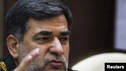 حمید احمدی، از فرماندهان نیروی زمینی سپاه پاسداران
