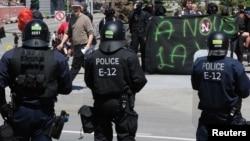 Канада полициясы (Көрнекі сурет).