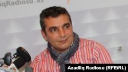 Исполнительный секретарь движения ReAL Натик Джафарли