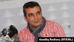 Исполнительный секретарь движения «РЕАЛ» Натиг Джафарли