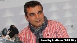 Исполнительный секретарь движения «РЕАЛ» Натиг Джафарли. Архивное фото