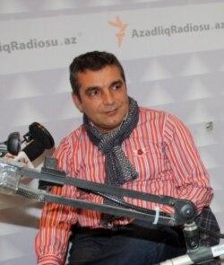 """Natiq Cəfərli: """"İdxaldan daha çox asılıyıq..."""""""