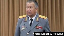Кубатбек Боронов.