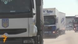 Ukraine Sends Its Own Aid Convoy To Separatist-Held East
