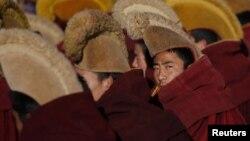 Тибетські ченці