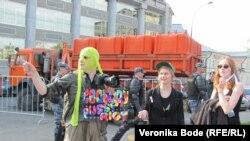 """6 мая 2012 года на Болотной - ключевой эпизод фильма """"Срок"""""""