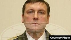 Аляксей Захараў, ужо былы кіраўнік галоўнага ўпраўленьня контравыведкі КДБ