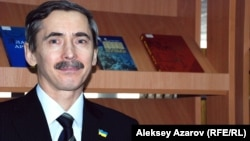 Украинаның Алматыдағы бас консулы Сергей Бобошко. 4 наурыз 2014 жыл.