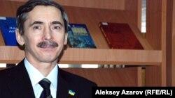 Генеральный консул Украины в Алматы Сергей Бобошко. 4 марта 2014 года.