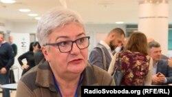 Бранка Шесто, експертка з прав людини (Хорватія)