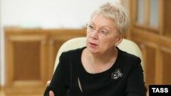 Русия мәгариф министры Ольга Васильева