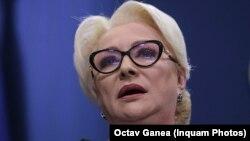 """Viorica Dăncilă, """"în exclusivitate"""" pentru Roșia Today"""