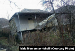 ახალგორში დატოვებული სახლი (2018 წელი)