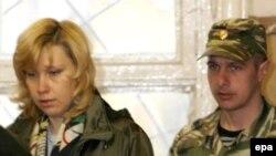 Светлана Бахмина в тюрьме три года назад