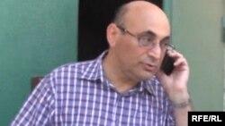 Ариф Юнус, азербайджанский историк и активист, муж Лейлы Юнус.