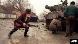 PHOTOGALLERY: Remembering Chechnya At War