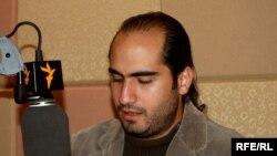 احسان زاهدانی نماینده دانشجویان ایرانی در کنگره آمریکا حضور یافت