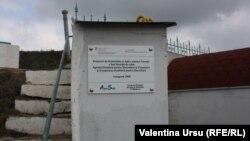 Un proiect sprijit de elvețieni...