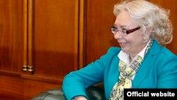 Татьяна Валовая, Еуразия экономикалық комиссиясының макроэкономика және негізгі интеграциялық бағыттар бойынша министрі.