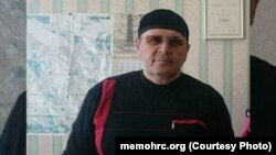 Оюб Титиев. Фотография предоставлена «Мемориалом»