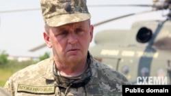 Начальник Генерального штабу України Віктор Муженко