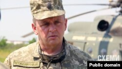 Начальник Генерального штабу ЗСУ Віктор Муженко