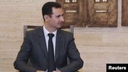 Претседателот на Сирија Башар ал Асад