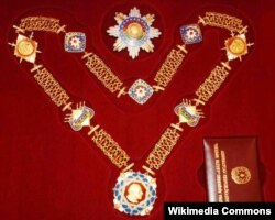 «Heydər Əliyev» ordeni