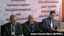 هيئة رئاسة مؤتمر وزارة المؤنفلين في اقليم كردستان