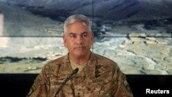 Глава вооруженных сил США в Афганистане Джон Кэмпбелл