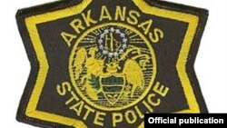 Эмблема полиции штата Арканзас.