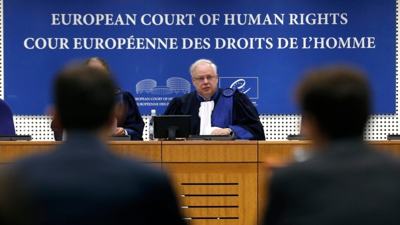 Ukraine Targeted At European Court In Hail Of Claims From Russia, Donbas, RFE/RL Investigation Finds