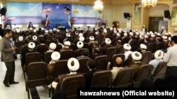 مراسم معارفه دادستان ویژه روحانیت قم در ۳۱ تیرماه ۹۶