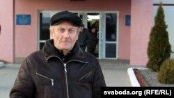 Міхаіл Сошка, здымак Яўгена Валадашчука