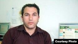 «azeriblog.com» saytınının yaradıcısı Əsgər Əsgərzadə Fərhad